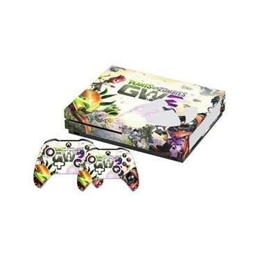 Skin Xbox One S Plants Vs Zombies Garden Warfare 2