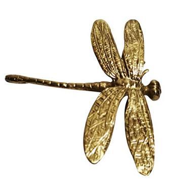 Maçaneta dourada de cobre puro da JKPower, puxadores de porta de armário de cobre, maçaneta dourada