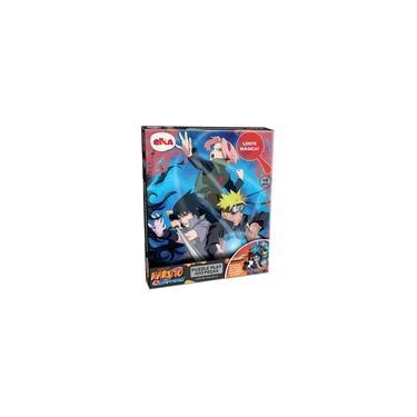 Imagem de Puzzle Play Naruto Shippuden 100 Peças - Elka Brinquedos