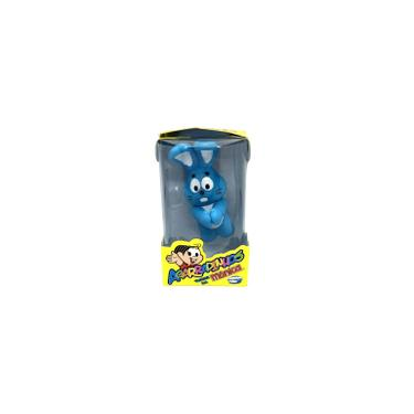 Imagem de Brinquedo Agarradinho Boneco Coelho Azul Sansão - Turma Da Mônica - Multibrink