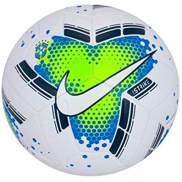 Imagem de Bola Nike Campo Strike Cbf Brasileirão 2020 Of. Costurada