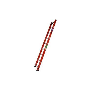 Escada Fibra de Vidro Singela 8 Degraus 2,9 metros SFV-8 COGUMELO