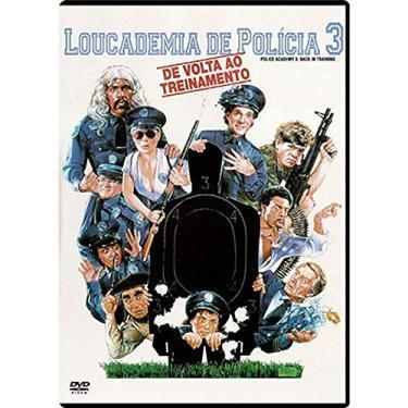 Loucademia De Policia 3 [DVD]