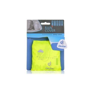 Capa de Chuva para Mochila Rain Cover Mini Amarela 12-22 Litros - Deuter
