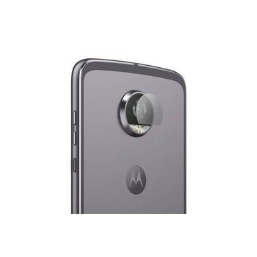 Película De Vidro Anti Risco Para Lente Câmera - Motorola Moto Z2 Play XT1710