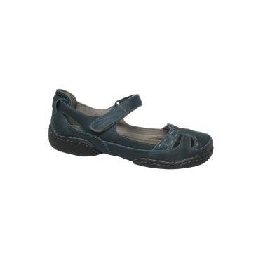 Sapato Feminino Jgean Couro CL0018