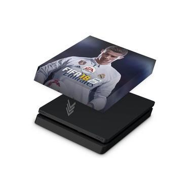 Capa Anti Poeira para PS4 Slim - Fifa 18