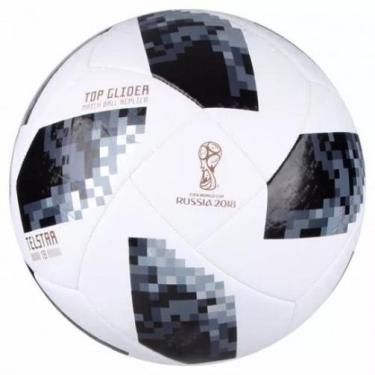 Imagem de Bola Futebol Top Glider Tell Star Copa 2018