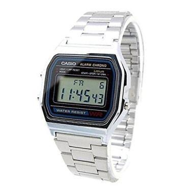 6931a446d310f Relógio de Pulso Unissex Casio Digital   Joalheria   Comparar preço ...