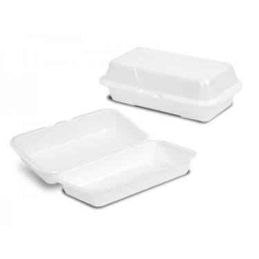 Embalagem Isopor para Hot Dog HM-05 com 10 unidades - Meiwa 120158