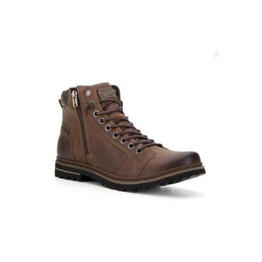 Freeway Bota Casual Masculina Absolut Cor Havana