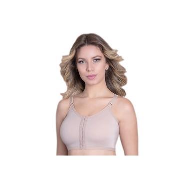 Imagem de Sutiã Pós-Cirúrgico - Mamoplastia - Com Bojo Pré-Moldado New Form