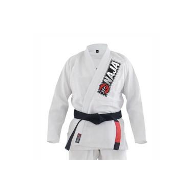 Kimono Jiu Jitsu BJJ Naja Overcoming Branco