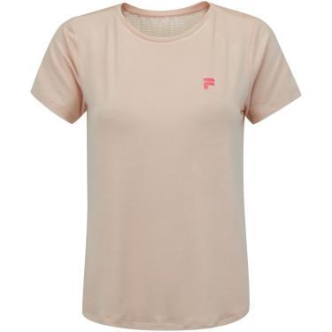 Camiseta Fila Time Blocks - Feminina Fila Feminino