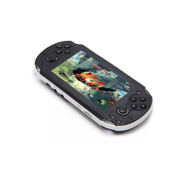 Vídeo Game Psp Pvp Game Boy Portátil Digital - Fo-6000 Retro