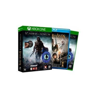 Jogo Terra Média: Sombras de Mordor + Filme - Xbox One