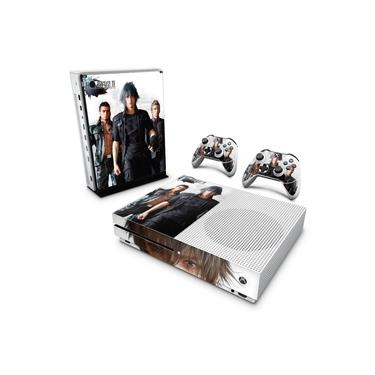 Skin Adesivo para Xbox One Slim - Final Fantasy Xv #B