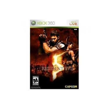 Resident Evil 5 - Xbox 360