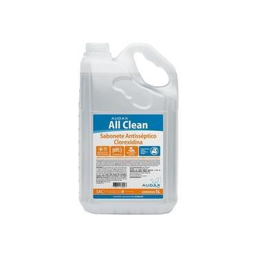 All Clean Sabonete Antisséptico Clorexidina 5Lt
