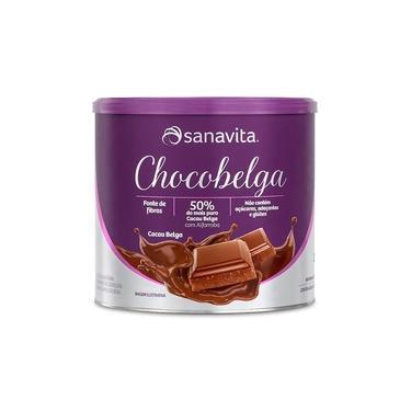 Chocobelga 50% Cacau Belga Sanavita - 200g