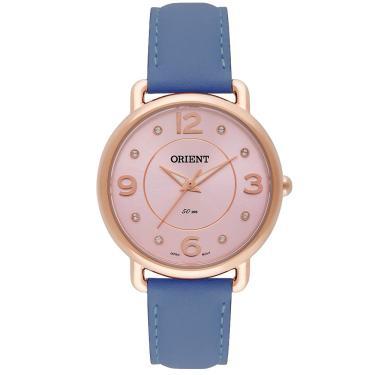 c06382bd8e0 Relógio Feminino Orient Analógico FRSC0006 R2DX Dourado