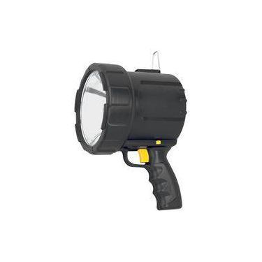 Foco De Mão Tático Lanterna Tocha 12v Nautika 1500000 Velas