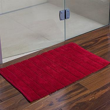 18441e4a4 Tapete para Banheiro e Box Vermelho
