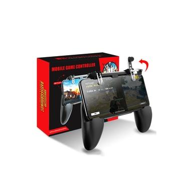 3 em 1 PUBG Móvel Gamepad Gatilho Controle Cell Phone Game Pad controlador L1R1 Gaming Shooter para iPhone Joystick Android