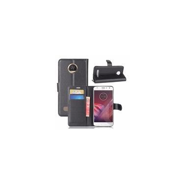 Capa Carteira Flip Para Motorola Moto Z3 Play Xt1929