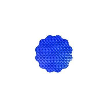 Imagem de Capa Térmica Para Piscina 9X4 500 Micras Proteção Uv Azul