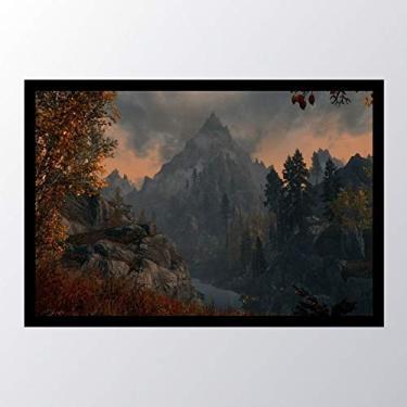 Quadro com moldura The Elder Scrolls V_015