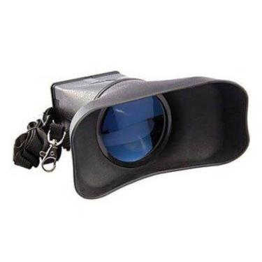 Imagem de Visor Viewfinder Ocular Duplo Cn-278 Para Canon 5D Markii Com Ampliaçã