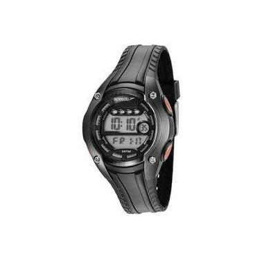 f47fb8d62a0 Relógio de Pulso Feminino Speedo Digital Cronômetro