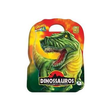 Dinossauros. Os Gigantes da Terra - Capa Comum - 9788573984866