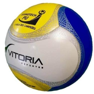 Bola Futsal Vitória Oficial Termotech Pu 6 Gomos Original 5f12986ef46be