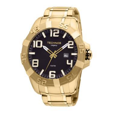 Relógio Masculino Analógico Technos Legacy - 2315AAO 4P 0e78b948b8