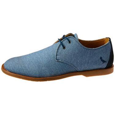 Sapato Casual Terone Reserva Masculino Azul 37