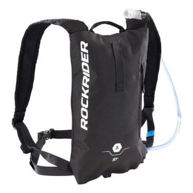 Mochila de hidratação para mountain bike ST100 - MTB WATER BAG ST 100 BLACK, NO SIZE