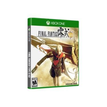 Final Fantasy Type-0 Hd Xbox One