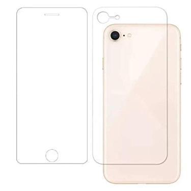 Pelicula Antishock Frente + Verso de Silicone para IPhone SE 2020 de 4.7 Polegadas