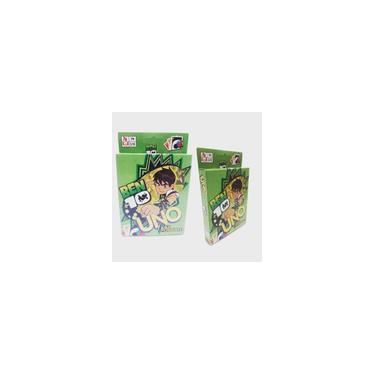 Imagem de Jogo Uno Ben 10 Kim Possible 108 Cartas