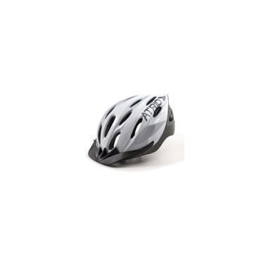 Imagem de Capacete de ciclismo mtb 2.0 atrio branco E cinza bicicleta bike ciclista