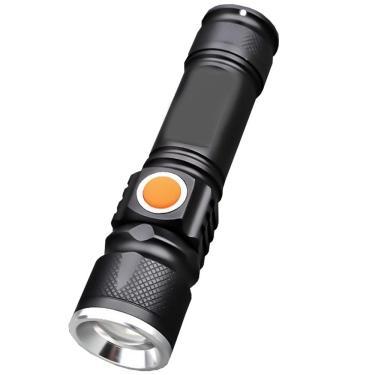 Mini Lanterna Led T6 Profissional Recarregável Usb