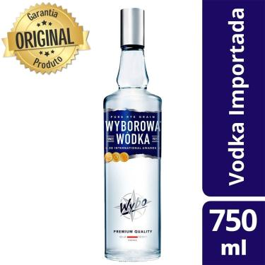 Vodka Wyborowa Wodka - 750ml