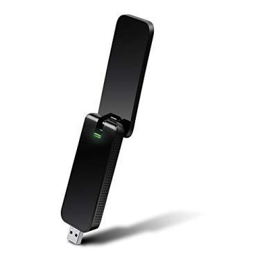 Adaptador USB Wireless Dual Band AC1300, TP_Link, Archer T4U