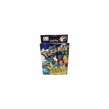 Imagem de Jogo De Cartas Uno Pokémon