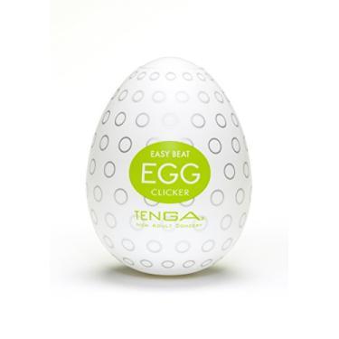 Masturbador Super Egg, Clicker, Original, Magical Kiss