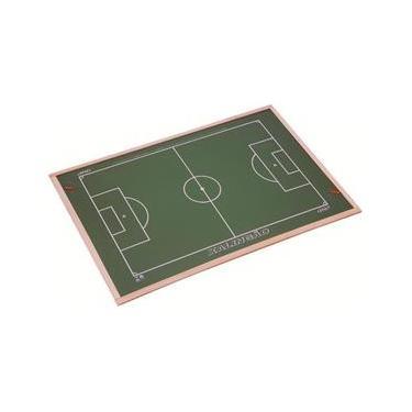 Imagem de Mesa Jogo Futebol de Botão com 2 Marcadores - Xalingo
