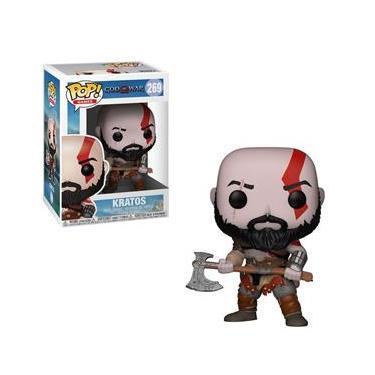Boneco Funko Pop God Of War - Kratos 269