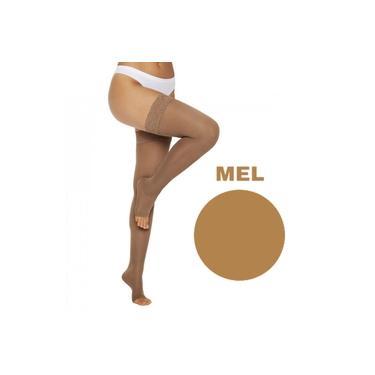 Imagem de Meia 7/8 Com Silicone Média Compressão Kendall 1712